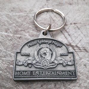 RARE Metro Goldwyn Mayer Key Chain